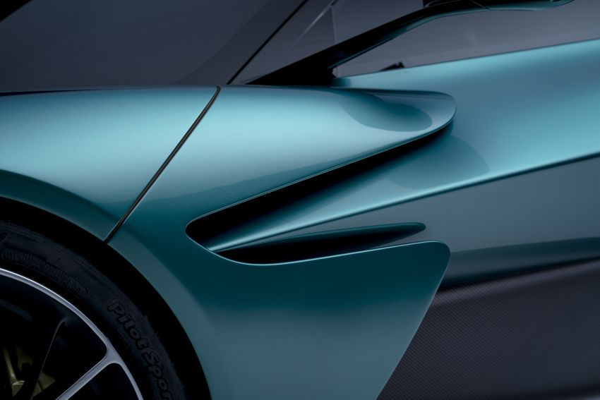 Aston Martin Valhalla debuts in production form – 4.0L twin-turbo V8 PHEV making 950 PS and 1,000 Nm Image #1319950