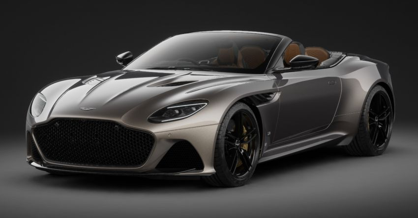 Aston Martin reveals 2022 MY updates for the DB11, DBS, DBX and Vantage, along with new configurator Image #1321677