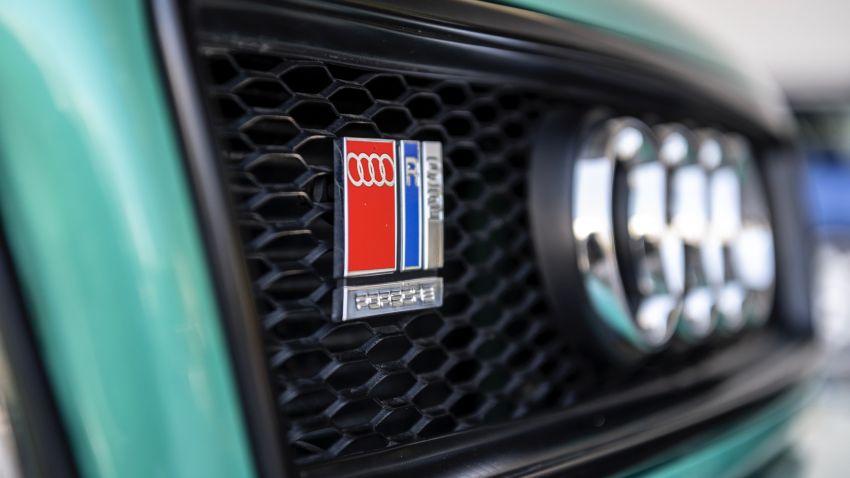 VIDEO: Porsche celebrates the co-developed Audi RS2 Image #1318796