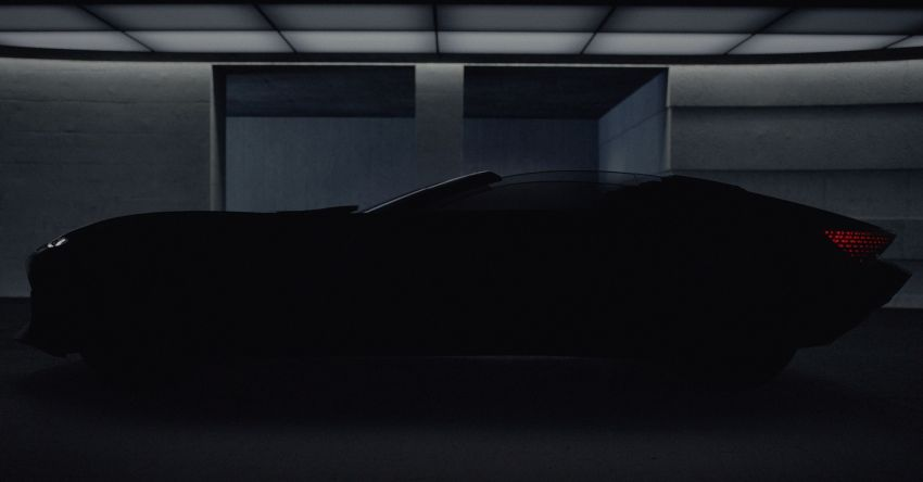 Audi skysphere concept teased ahead of August 8 reveal; grandsphere and urbansphere to follow Image #1324315