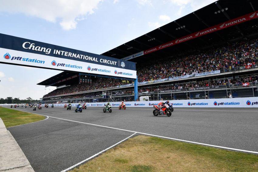 2021 MotoGP: Thailand round at Buriram cancelled Image #1320606