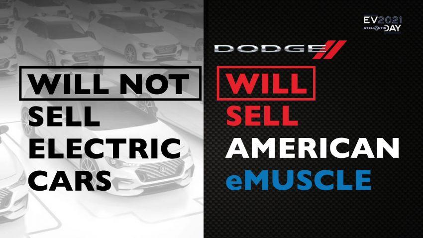 Dodge siar teaser kereta muscle elektrik – lancar 2024 Image #1317471