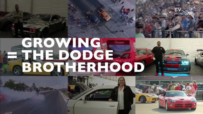 Dodge siar teaser kereta muscle elektrik – lancar 2024 Image #1317468