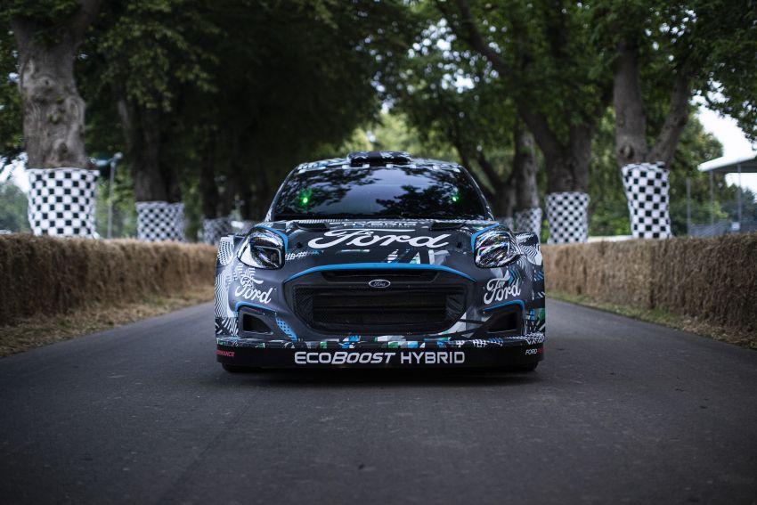 Ford Puma Rally1 Hybrid WRC 2022 – M-Sport ganti tugas Fiesta WRC, hasilkan kuasa lebih dari 500 hp! Image #1317303