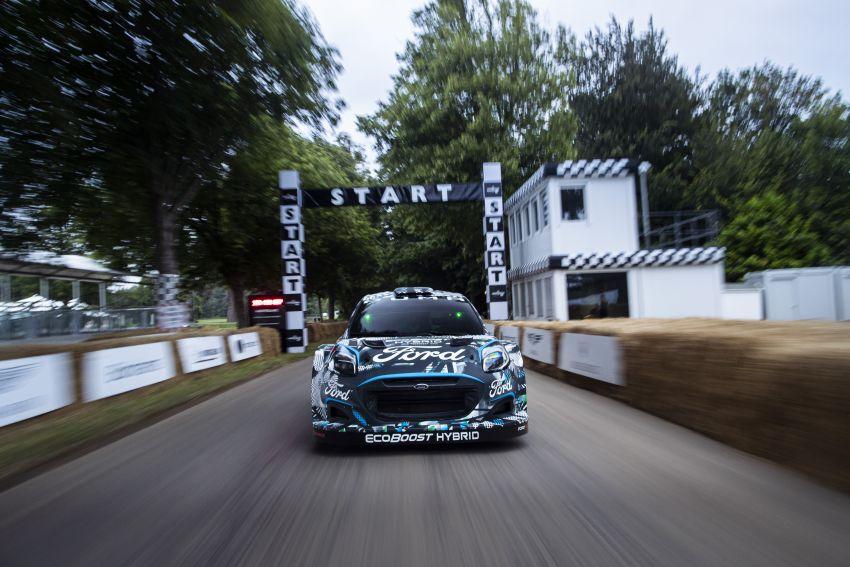 Ford Puma Rally1 Hybrid WRC 2022 – M-Sport ganti tugas Fiesta WRC, hasilkan kuasa lebih dari 500 hp! Image #1317296