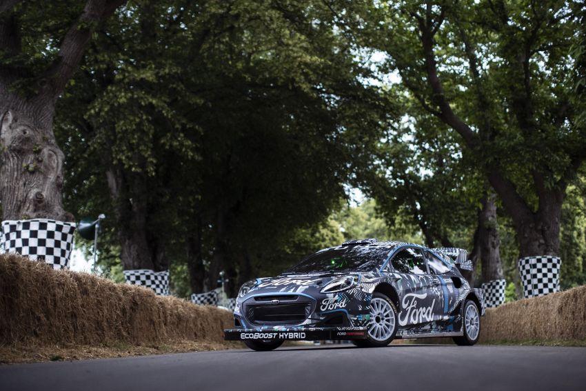 Ford Puma Rally1 Hybrid WRC 2022 – M-Sport ganti tugas Fiesta WRC, hasilkan kuasa lebih dari 500 hp! Image #1317297