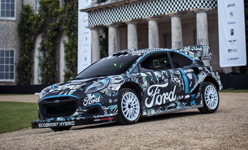 Ford Puma Rally1 Hybrid WRC 2022 – M-Sport ganti tugas Fiesta WRC, hasilkan kuasa lebih dari 500 hp! Image #1317294