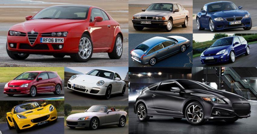 Famous car designer Frank Stephenson reveals future design classics you should get while you still can Image #1319683