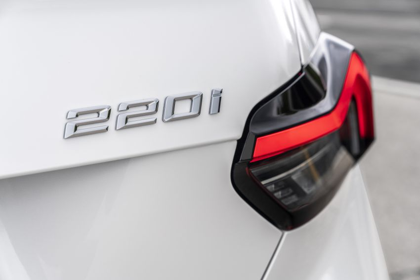 G42 BMW 2 Series Coupé debuts – 2.0 litre petrol and diesel engines; 3.0L M240i xDrive with 374 hp/500 Nm Image #1316489