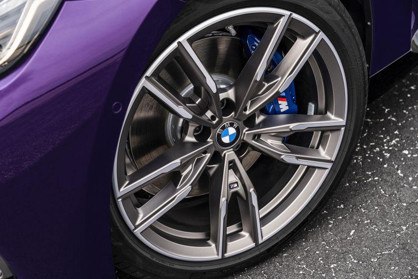 BMW 2 Series Coupe G42 diperkenal – tiga pilihan enjin, M240i xDrive mampu hasilkan 374 hp, 500 Nm Image #1316969