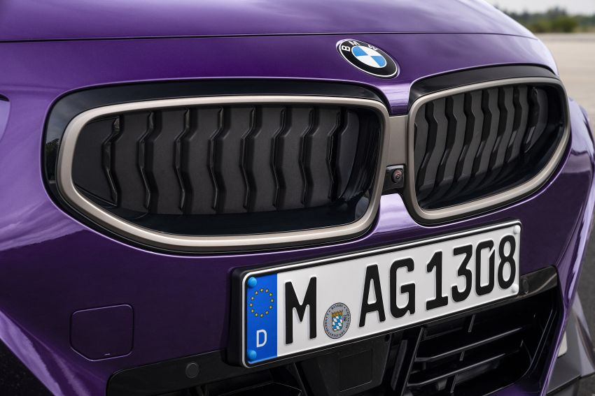 G42 BMW 2 Series Coupé debuts – 2.0 litre petrol and diesel engines; 3.0L M240i xDrive with 374 hp/500 Nm Image #1316383
