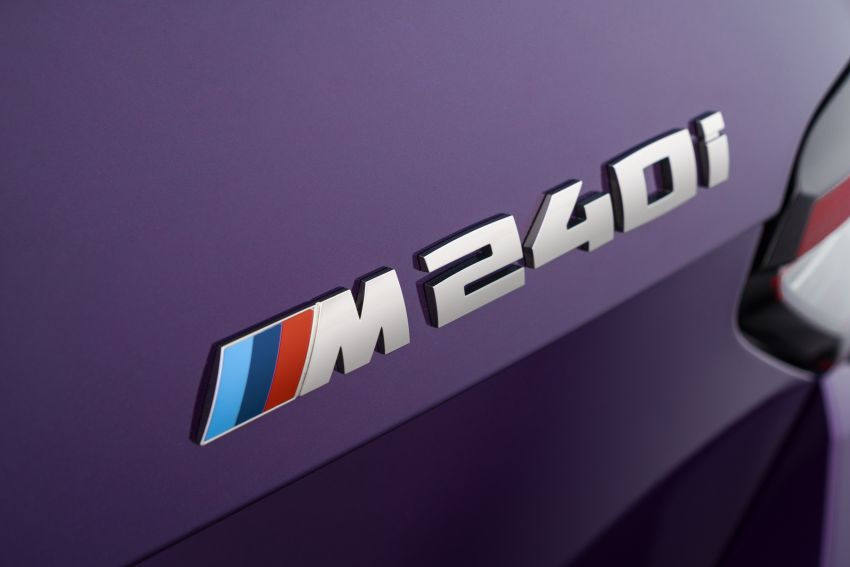 G42 BMW 2 Series Coupé debuts – 2.0 litre petrol and diesel engines; 3.0L M240i xDrive with 374 hp/500 Nm Image #1316384