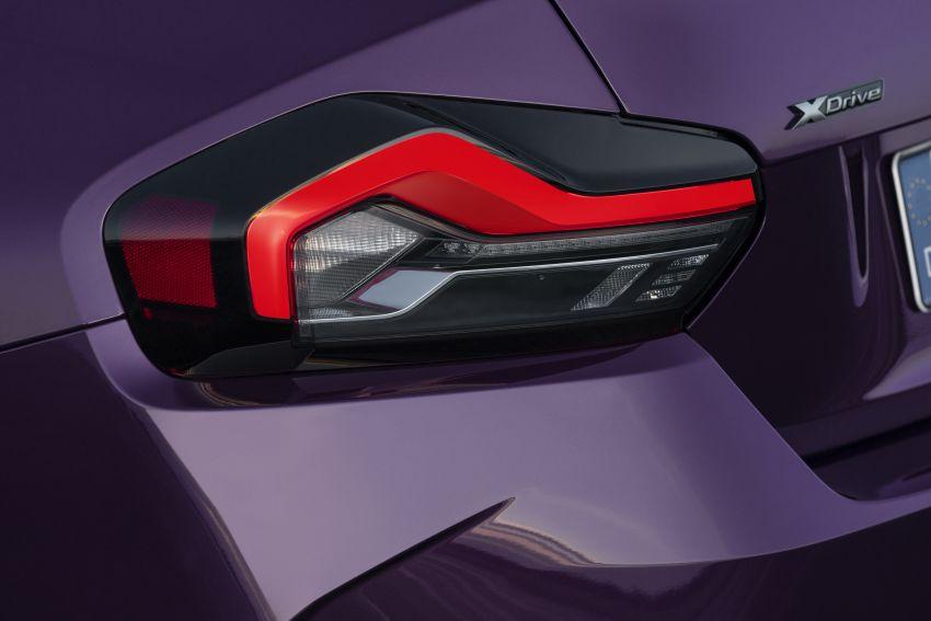 BMW 2 Series Coupe G42 diperkenal – tiga pilihan enjin, M240i xDrive mampu hasilkan 374 hp, 500 Nm Image #1316984