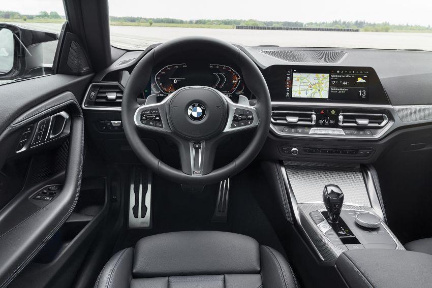 BMW 2 Series Coupe G42 diperkenal – tiga pilihan enjin, M240i xDrive mampu hasilkan 374 hp, 500 Nm Image #1316993