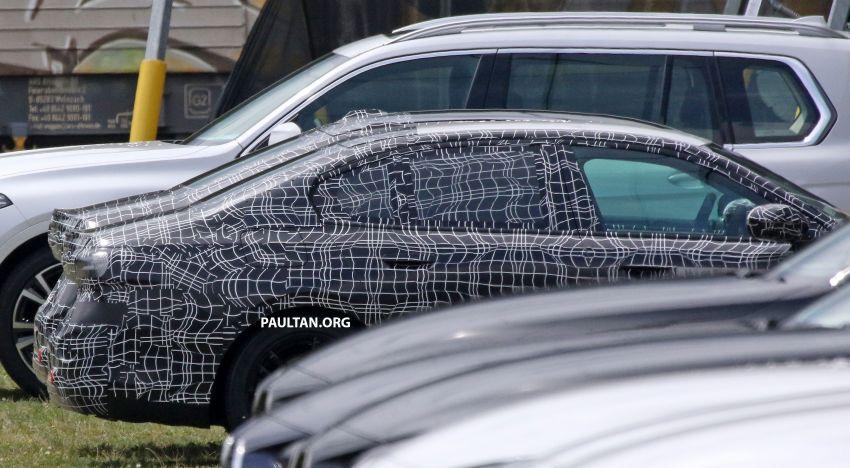 SPYSHOTS: 2024 G60 BMW 5 Series hybrid, EV seen Image #1315972