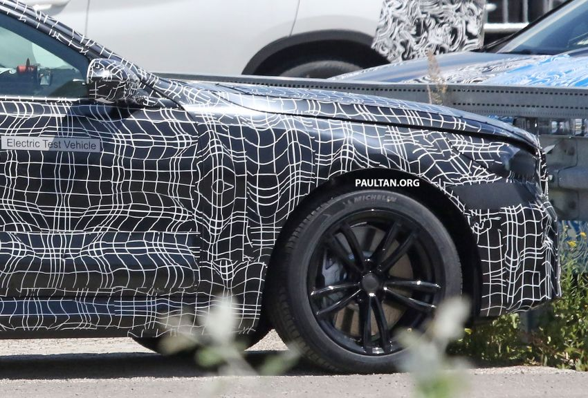 SPYSHOTS: 2024 G60 BMW 5 Series hybrid, EV seen Image #1315961