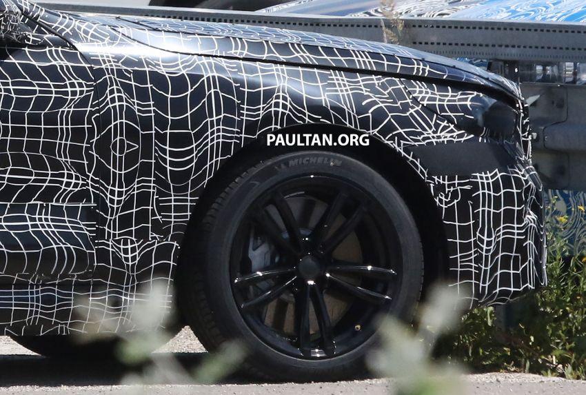 SPYSHOTS: 2024 G60 BMW 5 Series hybrid, EV seen Image #1315966