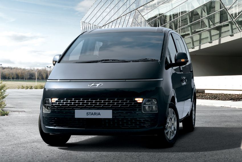 Hyundai Staria launched in Thailand – 11-seater with 2.2L diesel, AEB, ACC, lane centring, from RM222k Image #1317869
