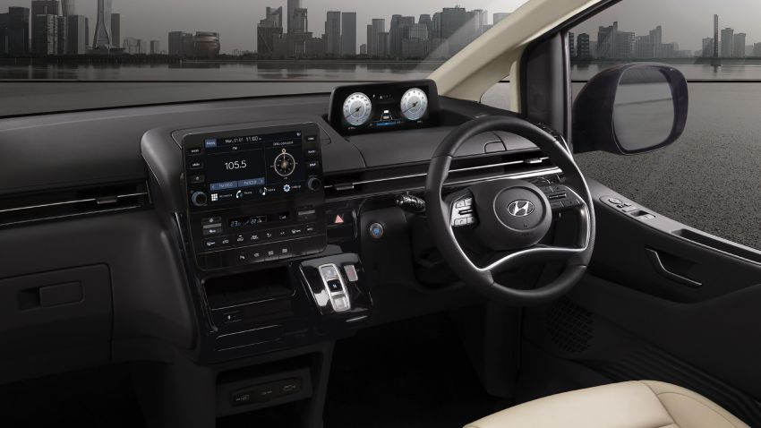 Hyundai Staria launched in Thailand – 11-seater with 2.2L diesel, AEB, ACC, lane centring, from RM222k Image #1317864