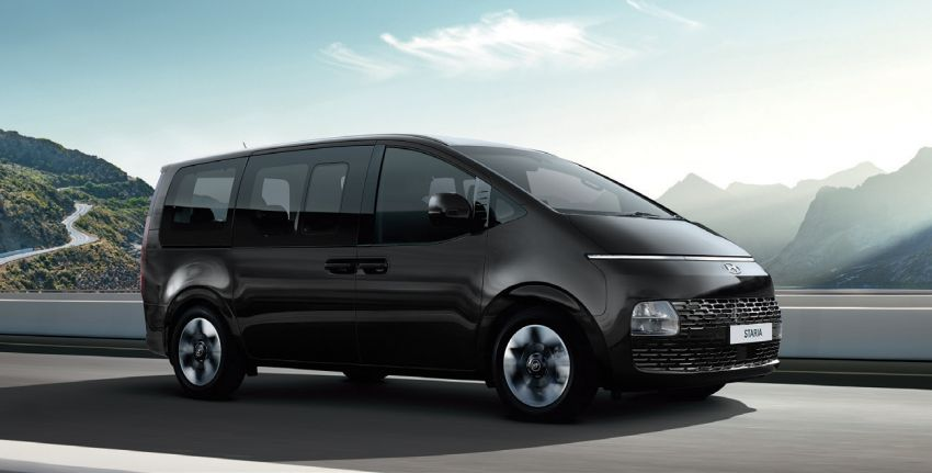 Hyundai Staria launched in Thailand – 11-seater with 2.2L diesel, AEB, ACC, lane centring, from RM222k Image #1317865