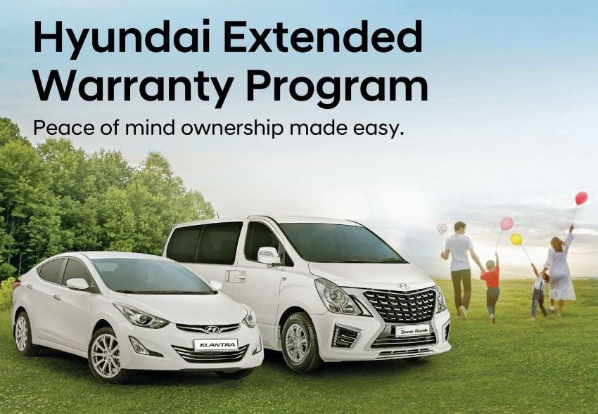 Hyundai-Sime Darby announces extended warranty programme for older Elantra, Sonata, Tucson, Santa Fe Image #1317495