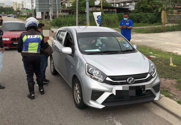 Eleven ride-hailing drivers in Penang nabbed by JPJ for cheating passengers – not using app, overcharging Image #1314134