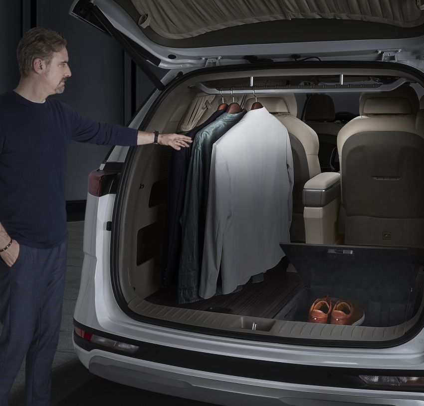 Kia Carnival Hi Limousine gets Lexus LM-rivalling 4-seater option with foot massager – RM317k in Korea Image #1318921