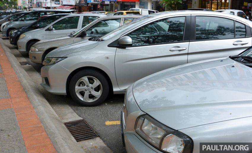 Free roadside parking in KL from July 2 to August 31 Image #1314462
