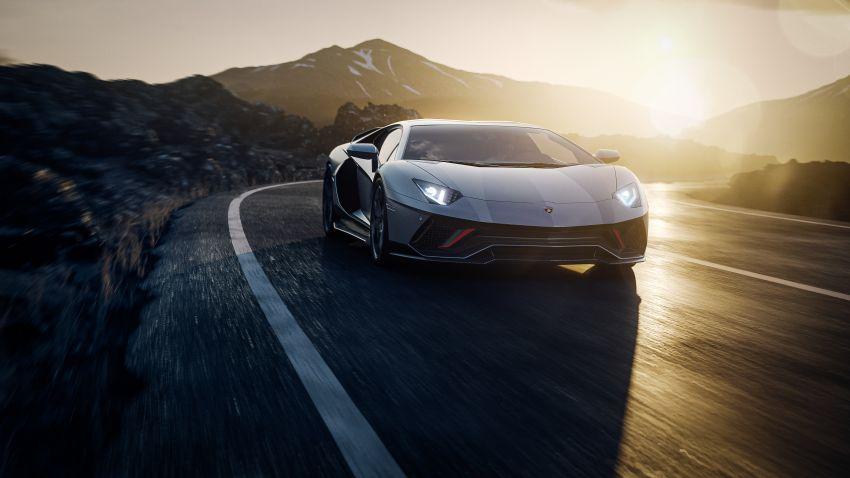Lamborghini Aventador LP 780-4 Ultimae debuts – 350 coupes, 250 roadsters; 780 PS V12; 0-100 km/h in 2.8s Image #1316797