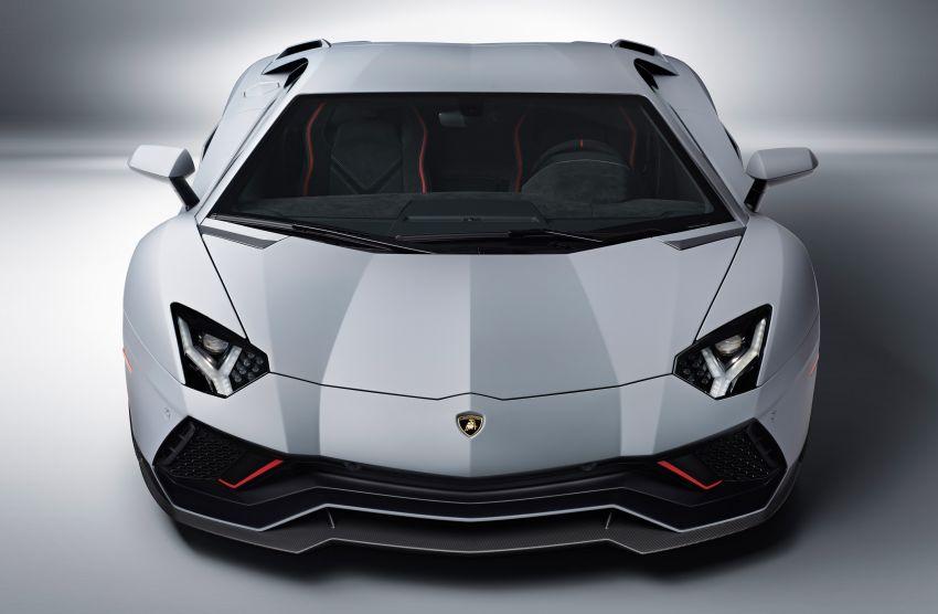 Lamborghini Aventador LP 780-4 Ultimae debuts – 350 coupes, 250 roadsters; 780 PS V12; 0-100 km/h in 2.8s Image #1316821