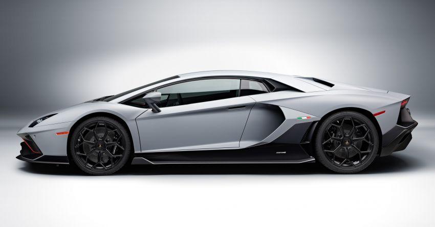 Lamborghini Aventador LP 780-4 Ultimae debuts – 350 coupes, 250 roadsters; 780 PS V12; 0-100 km/h in 2.8s Image #1316826