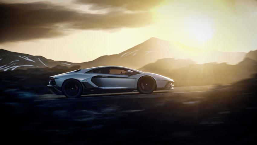 Lamborghini Aventador LP 780-4 Ultimae debuts – 350 coupes, 250 roadsters; 780 PS V12; 0-100 km/h in 2.8s Image #1316799