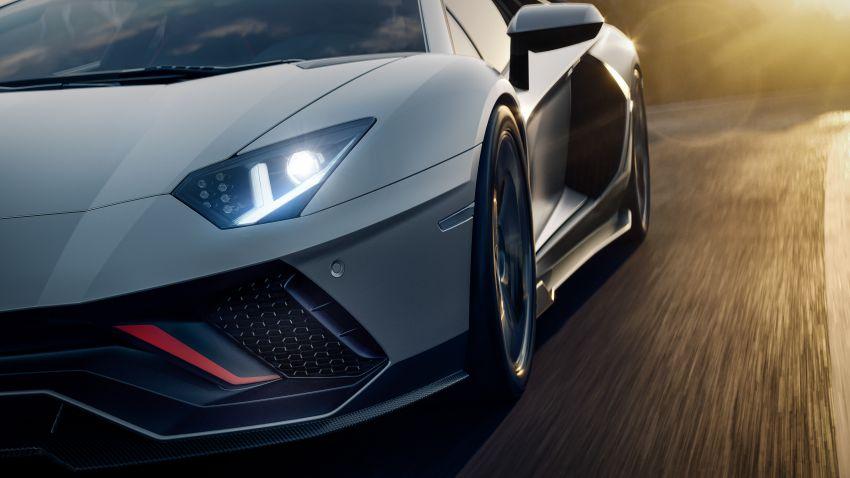 Lamborghini Aventador LP 780-4 Ultimae debuts – 350 coupes, 250 roadsters; 780 PS V12; 0-100 km/h in 2.8s Image #1316801