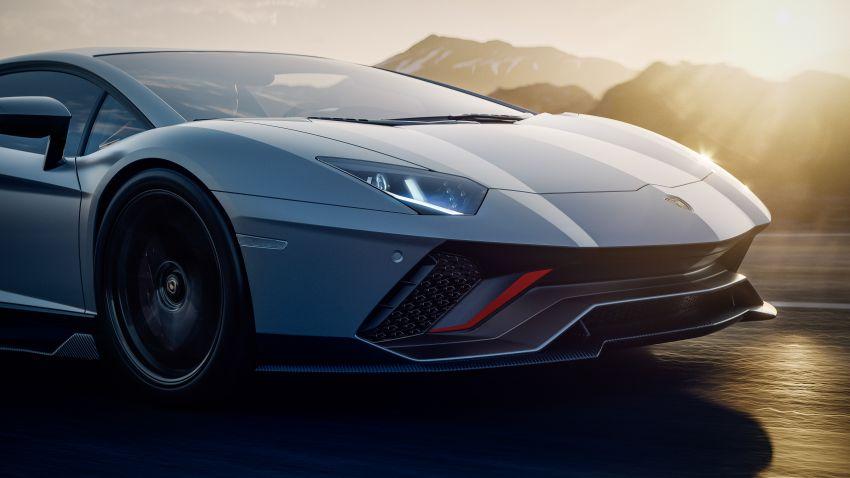 Lamborghini Aventador LP 780-4 Ultimae debuts – 350 coupes, 250 roadsters; 780 PS V12; 0-100 km/h in 2.8s Image #1316804