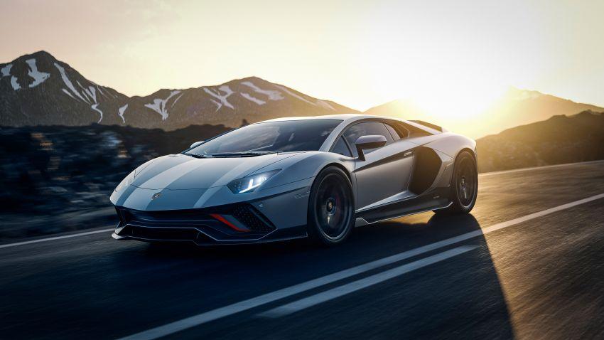Lamborghini Aventador LP 780-4 Ultimae debuts – 350 coupes, 250 roadsters; 780 PS V12; 0-100 km/h in 2.8s Image #1316805