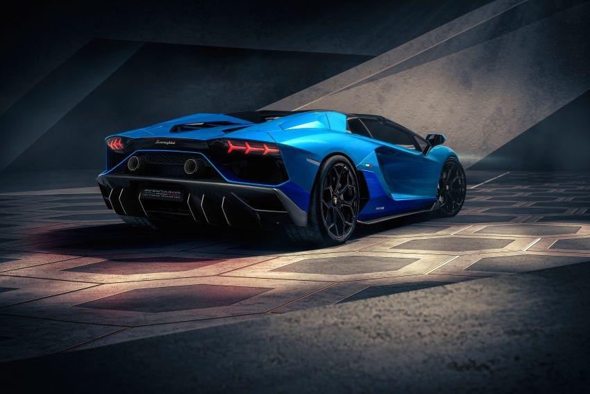 Lamborghini Aventador LP 780-4 Ultimae debuts – 350 coupes, 250 roadsters; 780 PS V12; 0-100 km/h in 2.8s Image #1316842