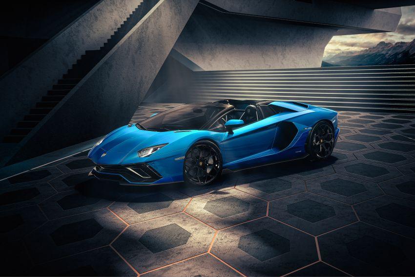 Lamborghini Aventador LP 780-4 Ultimae debuts – 350 coupes, 250 roadsters; 780 PS V12; 0-100 km/h in 2.8s Image #1316843
