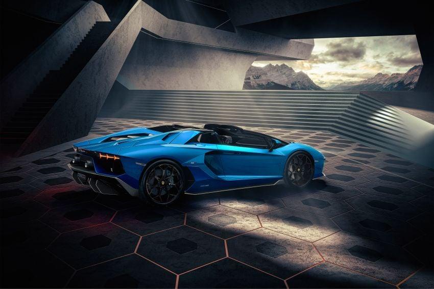Lamborghini Aventador LP 780-4 Ultimae debuts – 350 coupes, 250 roadsters; 780 PS V12; 0-100 km/h in 2.8s Image #1316844