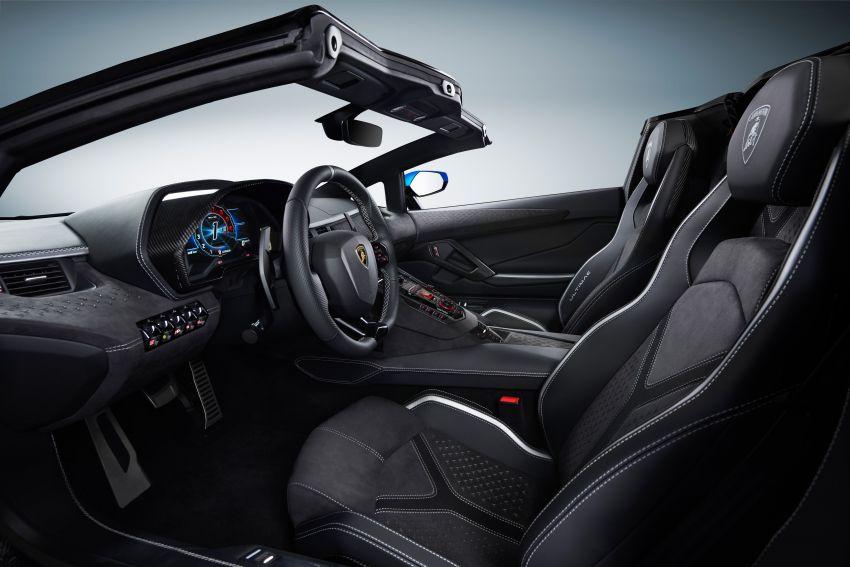 Lamborghini Aventador LP 780-4 Ultimae debuts – 350 coupes, 250 roadsters; 780 PS V12; 0-100 km/h in 2.8s Image #1316845