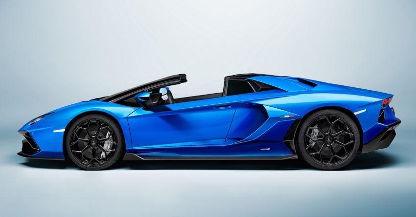 Lamborghini Aventador LP 780-4 Ultimae debuts – 350 coupes, 250 roadsters; 780 PS V12; 0-100 km/h in 2.8s Image #1316852