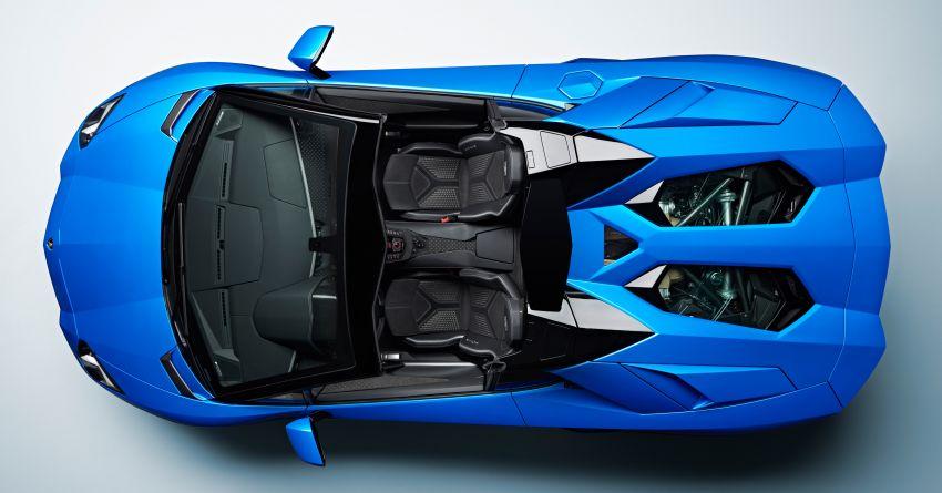 Lamborghini Aventador LP 780-4 Ultimae debuts – 350 coupes, 250 roadsters; 780 PS V12; 0-100 km/h in 2.8s Image #1316855