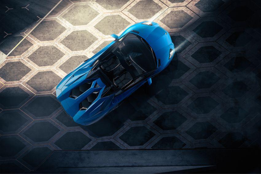 Lamborghini Aventador LP 780-4 Ultimae debuts – 350 coupes, 250 roadsters; 780 PS V12; 0-100 km/h in 2.8s Image #1316840