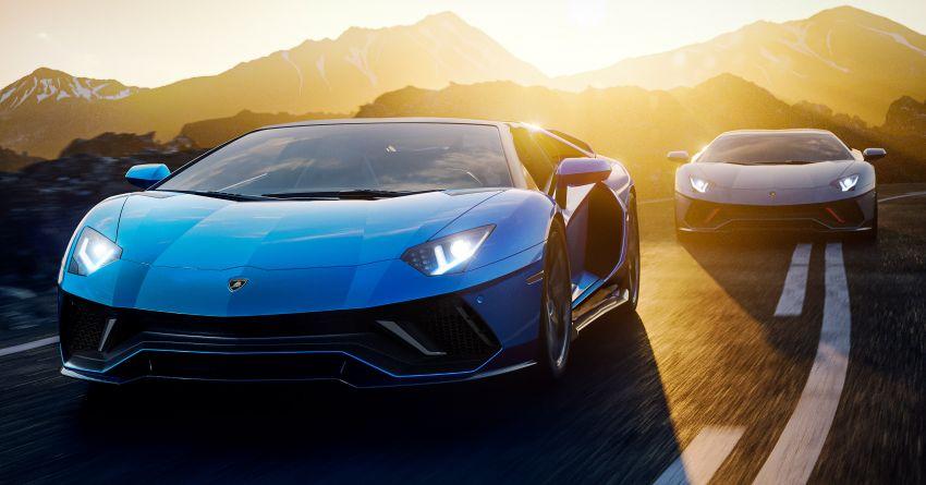 Lamborghini Aventador LP 780-4 Ultimae debuts – 350 coupes, 250 roadsters; 780 PS V12; 0-100 km/h in 2.8s Image #1316863