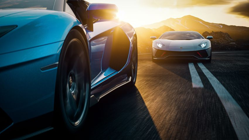 Lamborghini Aventador LP 780-4 Ultimae debuts – 350 coupes, 250 roadsters; 780 PS V12; 0-100 km/h in 2.8s Image #1316795