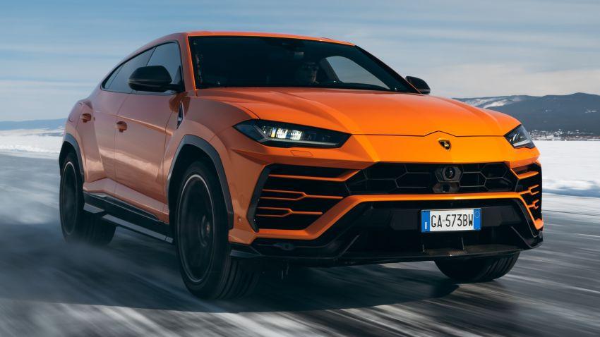 Lamborghini Urus – produksi capai angka 15,000 unit hanya dalam tiga tahun, rekod baharu untuk syarikat Image #1321376