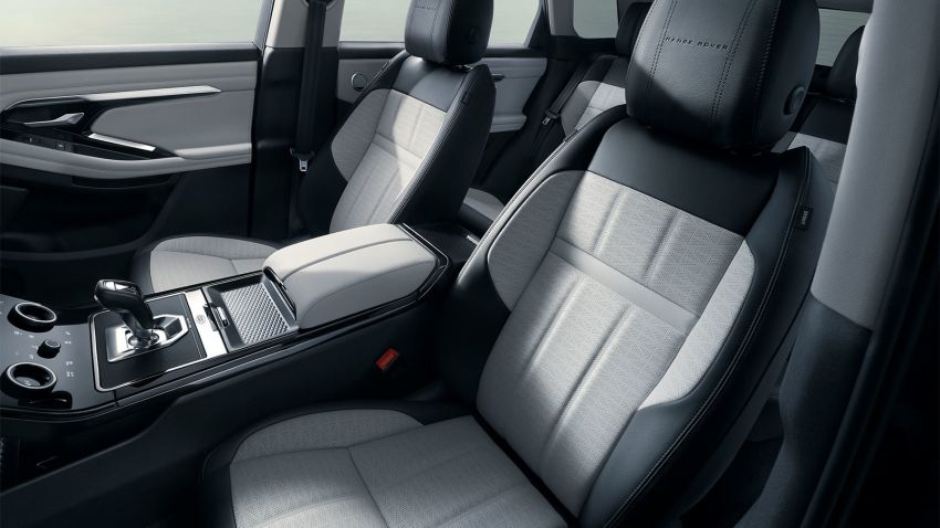 2021 Range Rover Evoque L – long wheelbase variant debuts in China, 125 mm more rear legroom; RM280k Image #1320385