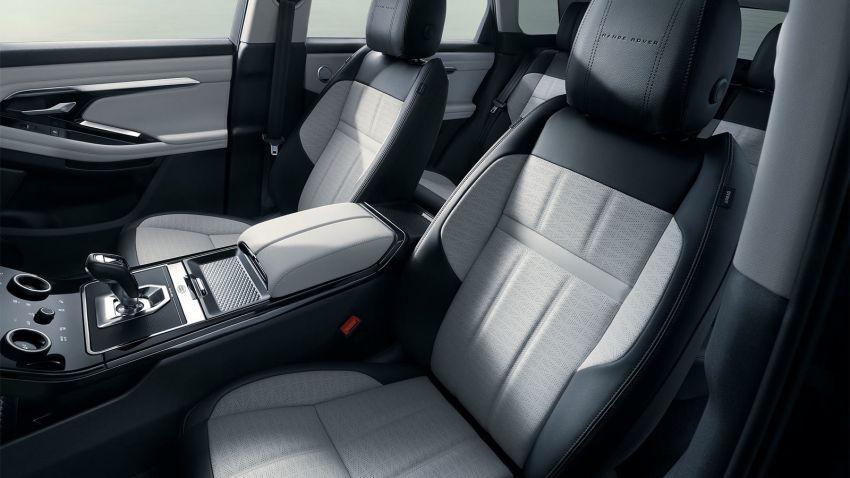 Range Rover Evoque L 2021 – varian LWB dilancar di China, ruang kaki lebih panjang 125 mm; RM280k Image #1320487