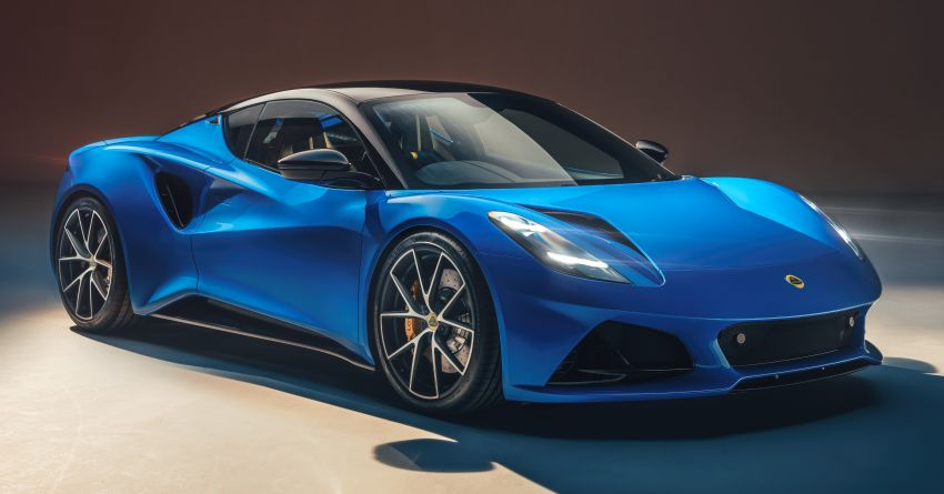 Lotus Emira debuts – 3.5L V6 and AMG 2.0L turbo four-cylinder; up to 400 hp, 430 Nm; manual, auto and DCT Image #1315814