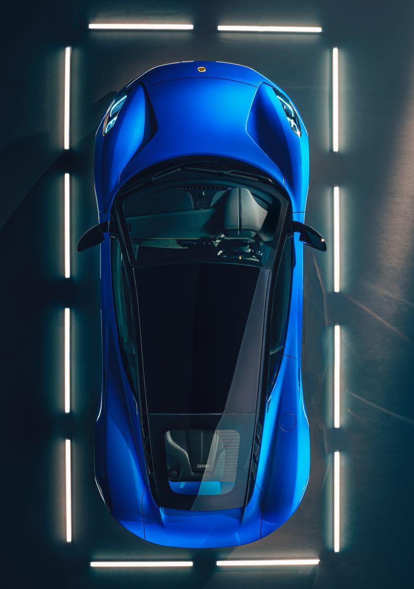 Lotus Emira diperkenal – tawar enjin 2.0L dan DCT dari Mercedes-AMG A 45, 3.5L V6 Toyota manual & auto Image #1316094