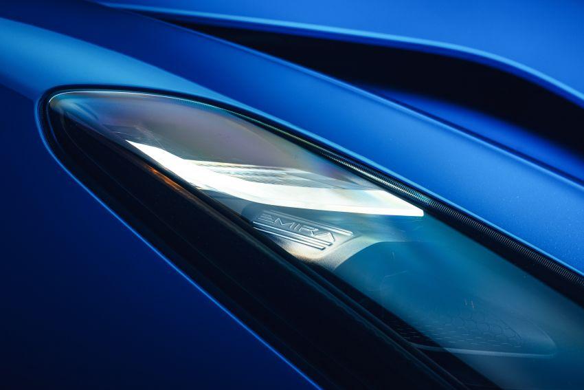 Lotus Emira diperkenal – tawar enjin 2.0L dan DCT dari Mercedes-AMG A 45, 3.5L V6 Toyota manual & auto Image #1316092